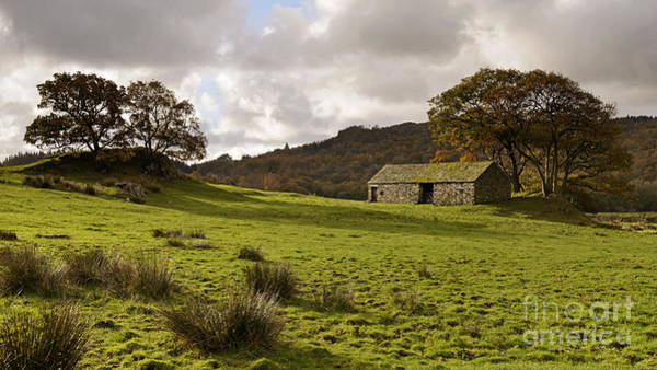 Wall Art - Photograph - Eskdale Barn Revisited by Richard Thomas