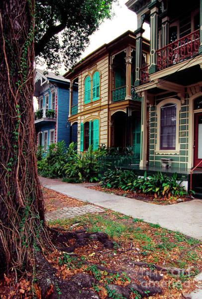 Photograph - Esplanade Avenue French Quarter by Thomas R Fletcher