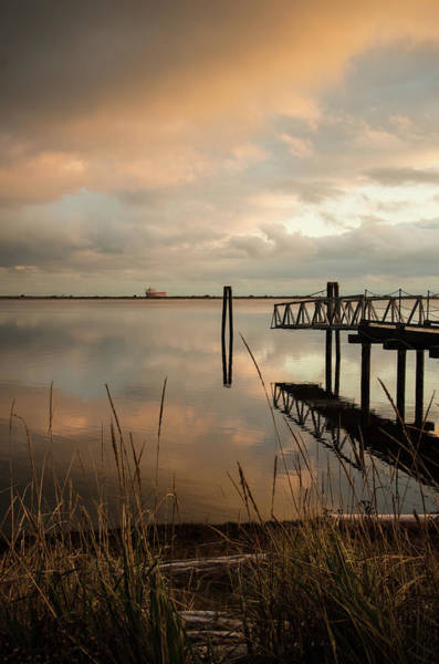 Photograph - Lagoon Sunset by Marilyn Wilson