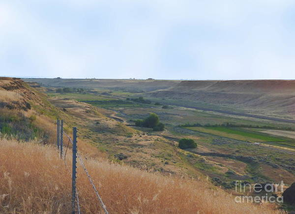 Photograph - Esquatzel Coulee by Charles Robinson