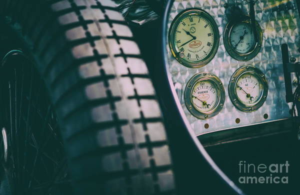 Wall Art - Photograph - Essence Of Bugatti by Tim Gainey