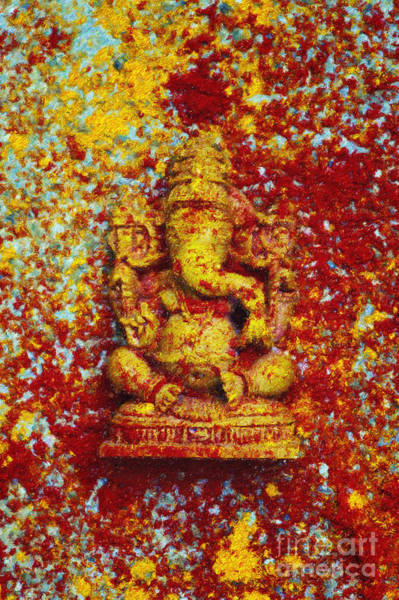 Wall Art - Photograph - Essence Of Ganesha by Tim Gainey