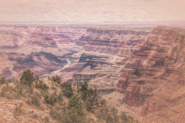 Photograph - Essence Of The Canyon by John M Bailey