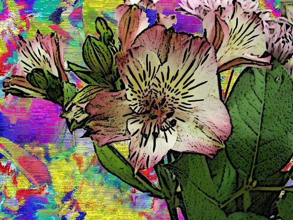 Essence Digital Art - Essence by Tim Allen
