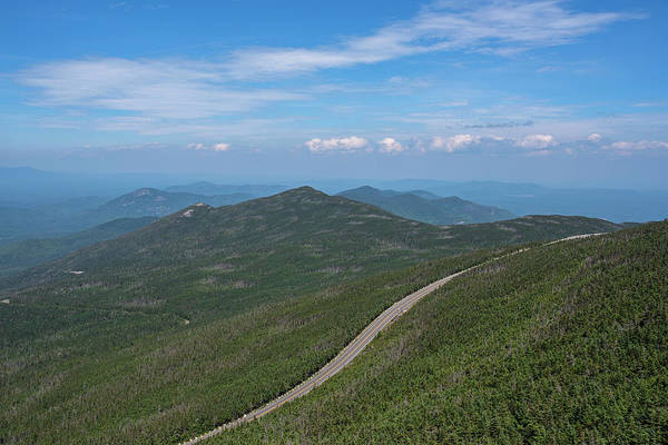 Photograph - Ester Mountain From Whiteface Mountain Adirondacks Wilmington New York Ny by Toby McGuire