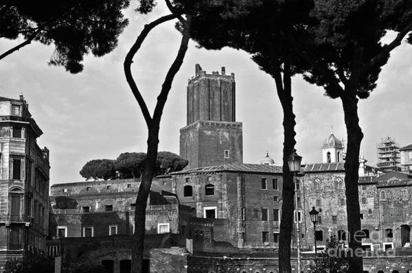 Photograph - Eternal City Of Rome by Silva Wischeropp