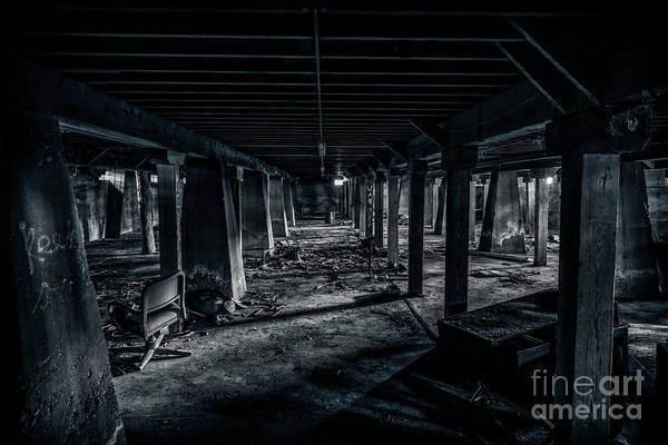 Abandonment Photograph - Eternal Isolation by Charles Dobbs