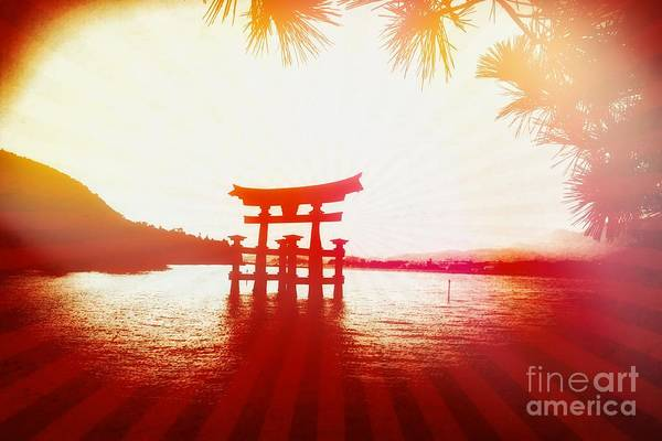 Photograph - Eternal Japan by Helge