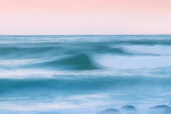Teal Photograph - Eternal Motion by Az Jackson