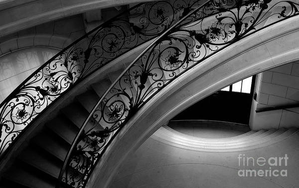 Photograph - Eternal Staircase by Miles Whittingham