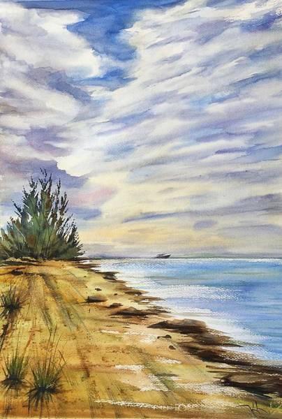 Painting - Eternity by Katerina Kovatcheva