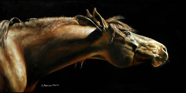 Wall Art - Painting - Ethan by Carole Andreen-Harris