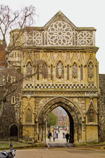 Photograph - Ethelbert Gate by Tony Murtagh