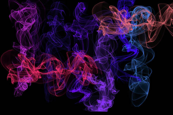 Digital Art - Ethereal Dance 2 by Jenny Rainbow