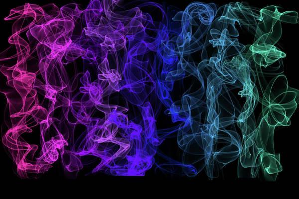 Digital Art - Ethereal Dance by Jenny Rainbow