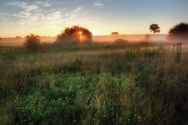 Photograph - Ethereal Sunrise by Bill Wakeley