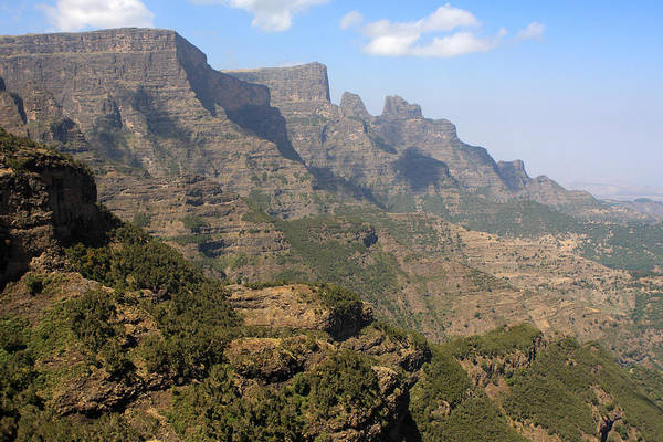 Photograph - Ethiopian Highlands by Aidan Moran