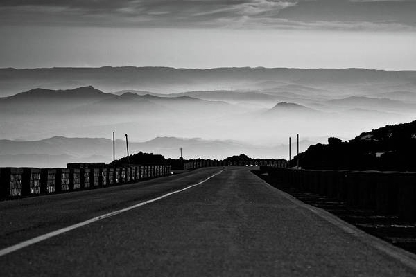 Photograph - Etna Road by Bruno Spagnolo