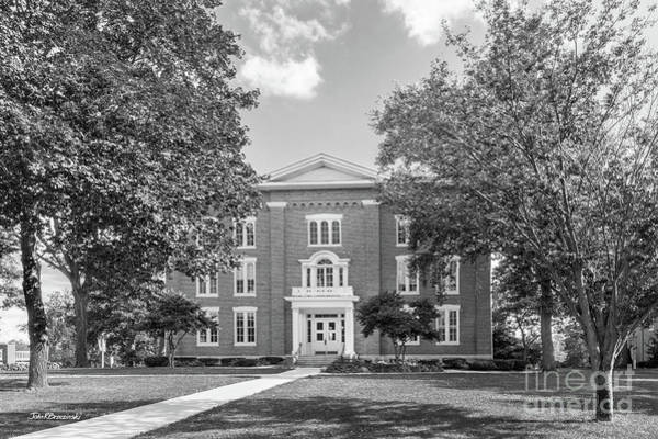 Photograph - Eureka College Burrus Dickinson Hall by University Icons