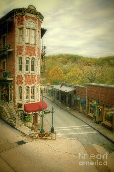 Eureka Springs Photograph - Eureka Springs by Jill Battaglia