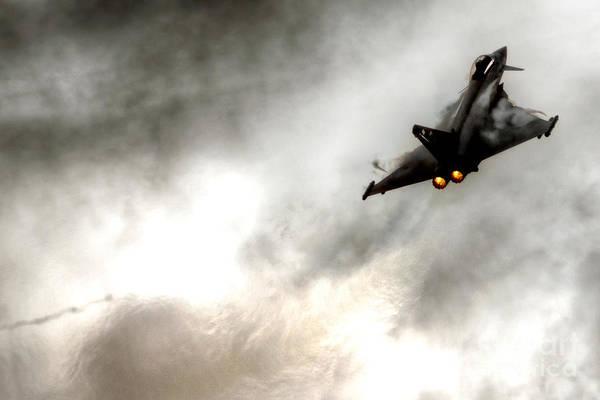 Delta Wing Photograph - Eurofighter Typhoon  by Nir Ben-Yosef
