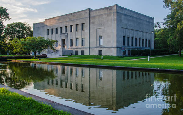 Photograph - Evahart Museum by Jim Cook
