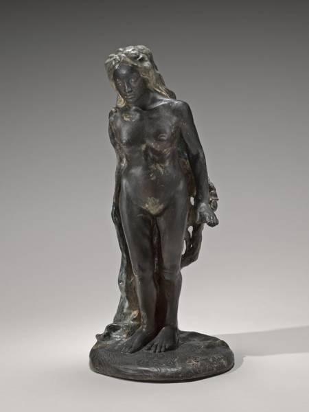 Wall Art - Sculpture - Eve by Paul Gauguin