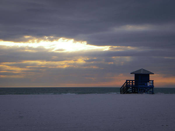Florida Wall Art - Photograph - Even A Cloudy Day by Ric Schafer