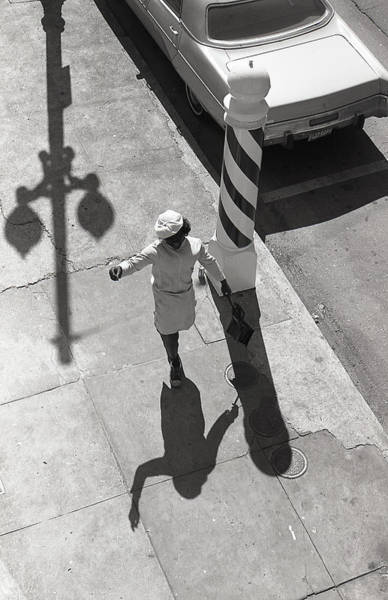 Photograph - Even Your Shadow Dances On Mardi Gras Day by KG Thienemann