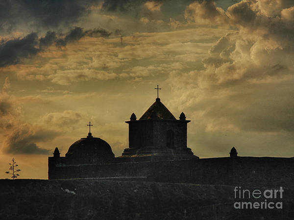 Photograph - Evening At Goliad by Charles McKelroy