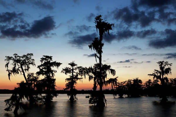 Photograph - Evening At Lake Martin 2 by Nicholas Blackwell