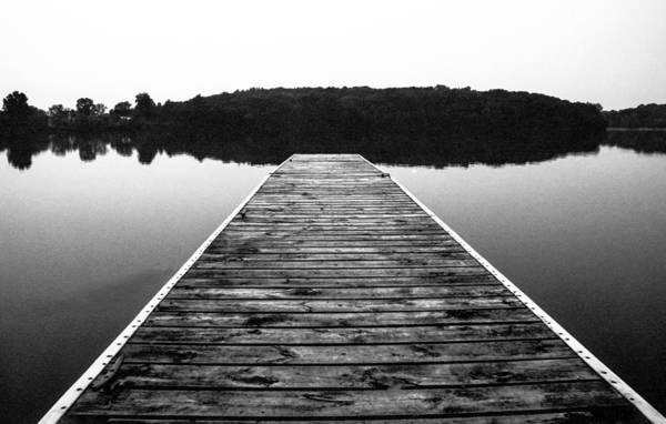 Photograph - Evening At The Lake by Pete Hendley