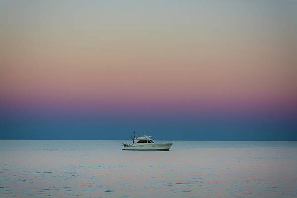 Photograph - Evening Charter by Dan Hefle