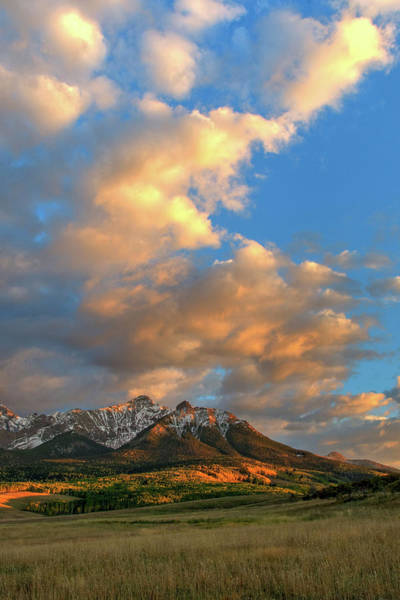 Photograph - Evening Clouds by Steve Stuller