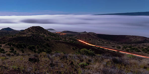 Photograph - Evening On Mauna Kea I by William Dickman