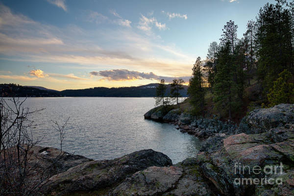 Wall Art - Photograph - Evening On Tubbs Hill by Idaho Scenic Images Linda Lantzy