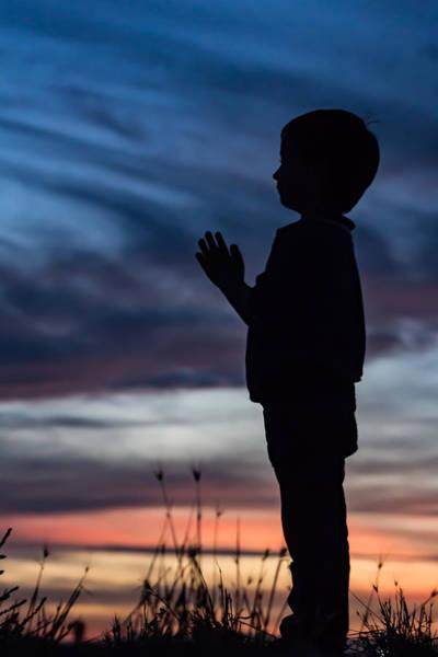 Michael Miller Wall Art - Photograph - Evening Prayer by Adrianne Miller