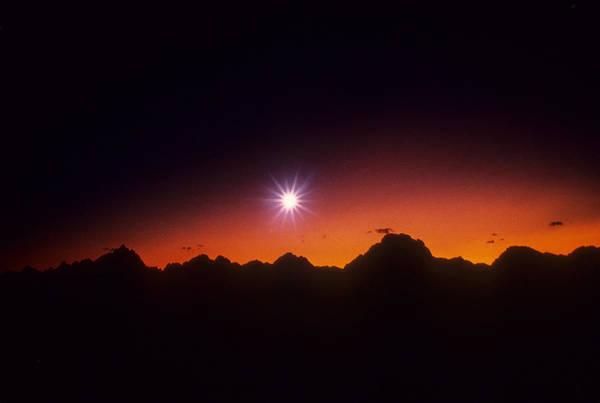 Wall Art - Photograph - Evening Star by Gerard Fritz
