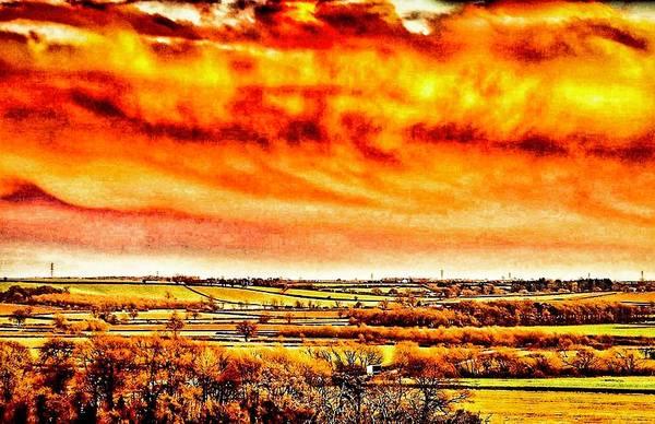 Photograph - Evening Sun  by Cliff Norton