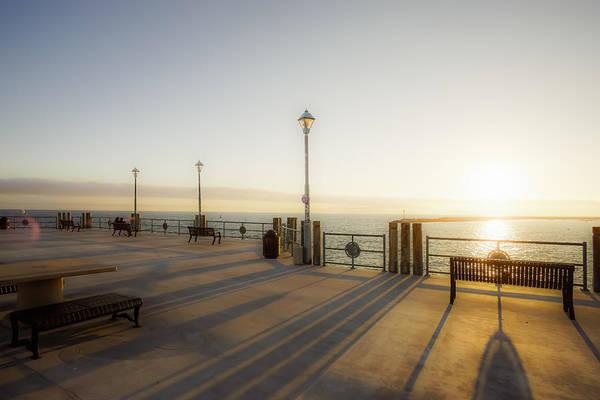 Photograph - Evening Sun by Michael Hope