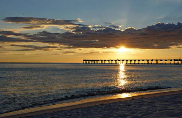 Photograph - Evening Sunlight by Sandy Keeton