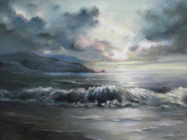 Painting - Evening by Tigran Ghulyan