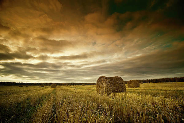 From Russia With Love Wall Art - Photograph - Evening by Yurii Karpov