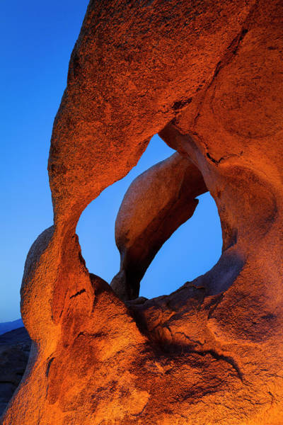 Wall Art - Photograph - Evening's  Eye by Mike Lang