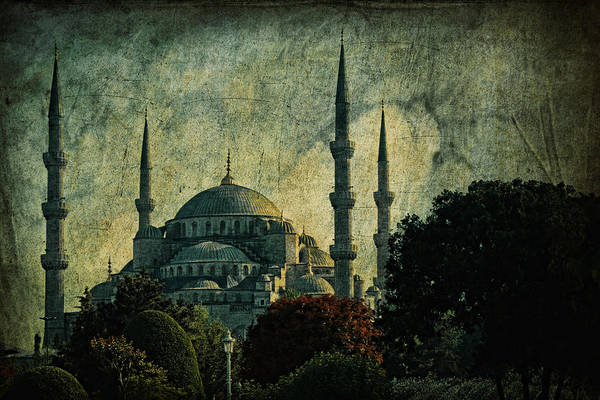 Istanbul Photograph - Eventide by Andrew Paranavitana