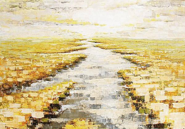 Painting - Everglade Loft by Kaata Mrachek