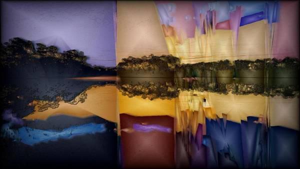 Wall Art - Digital Art - Everglades At Dawn by Jon Glaser