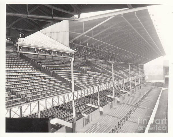 Wall Art - Photograph - Everton - Goodison Park - East Stand Bullens Road 1 - Leitch - August 1969 by Legendary Football Grounds