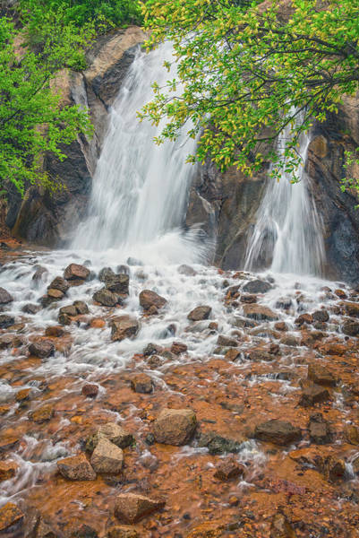 Helen Hunt Falls Photograph - Every Day May Not Be Good, But There's Something Good In Every Day.  by Bijan Pirnia
