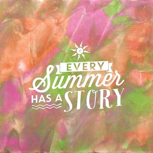 Painting - Every Summer Has A Story by Monica Martin